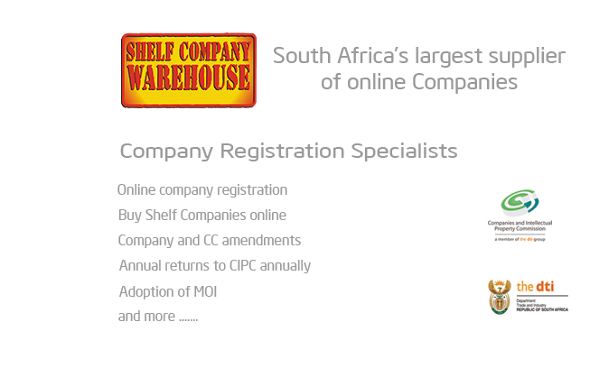 Company registration – Fast online company registration